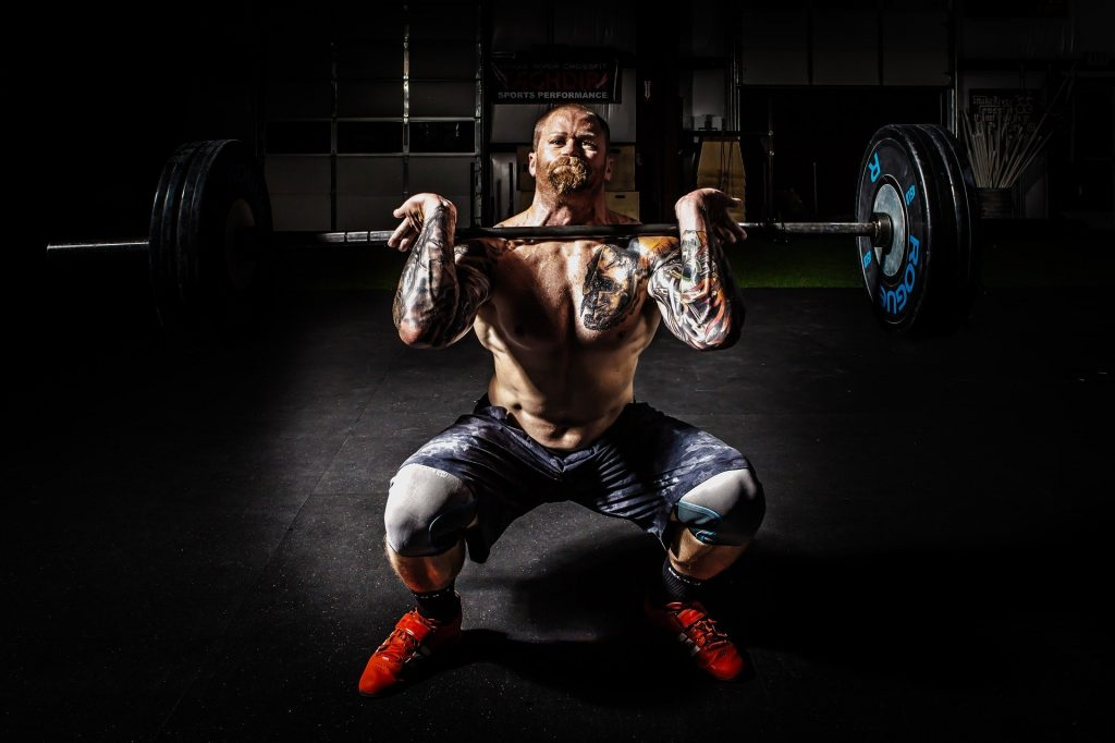 Strength training for basic movements
