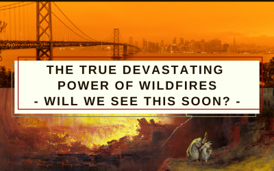 The True Devastating Power of Wildfires – Will We See THIS Soon?